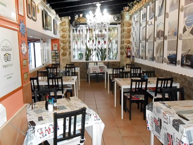 Bar/Cafe for sale in Los Boliches - Costa del Sol