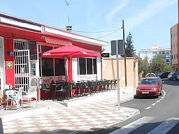 Bar/Cafe  Benalmádena Costa - Costa del Sol