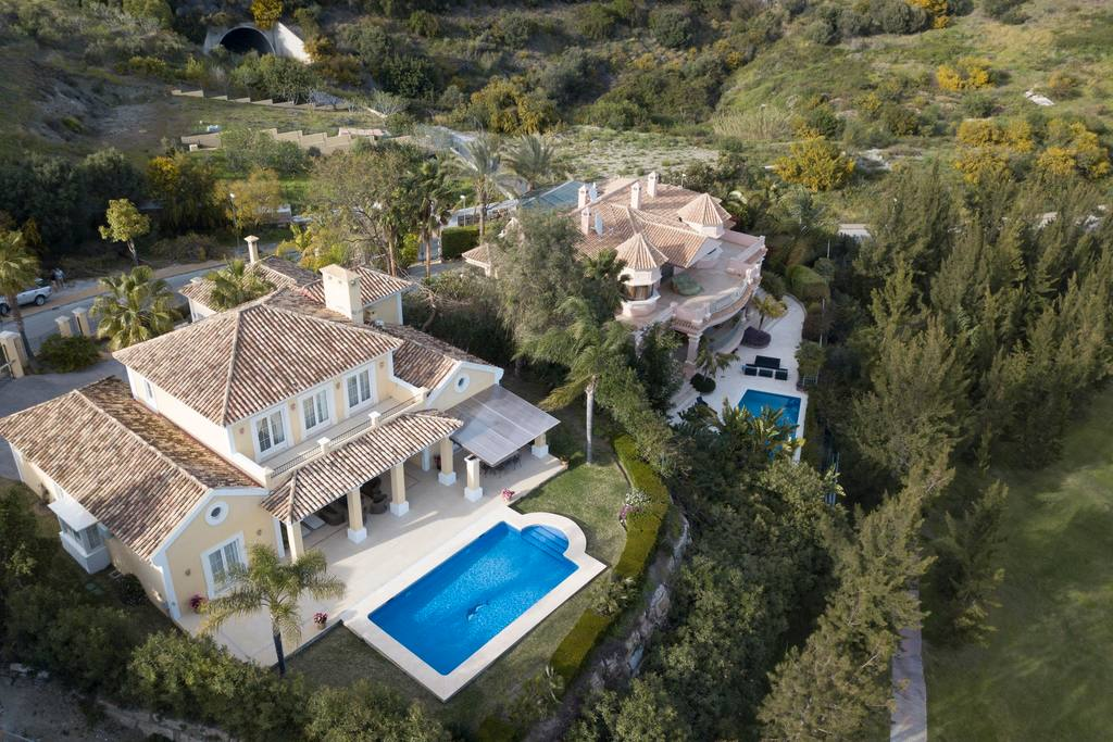 Villa for rent in Benahavís - Costa del Sol