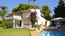 Villa for rent in Estepona - Costa del Sol