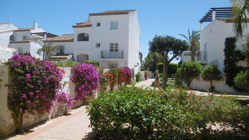 Las Palmeras charmin Andalusian resort