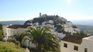 Casares general view
