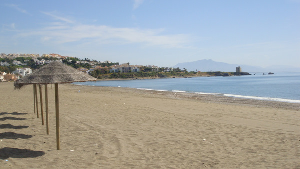 Sabinillas to Casares Beach