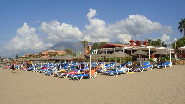 Playa de Los Monteros