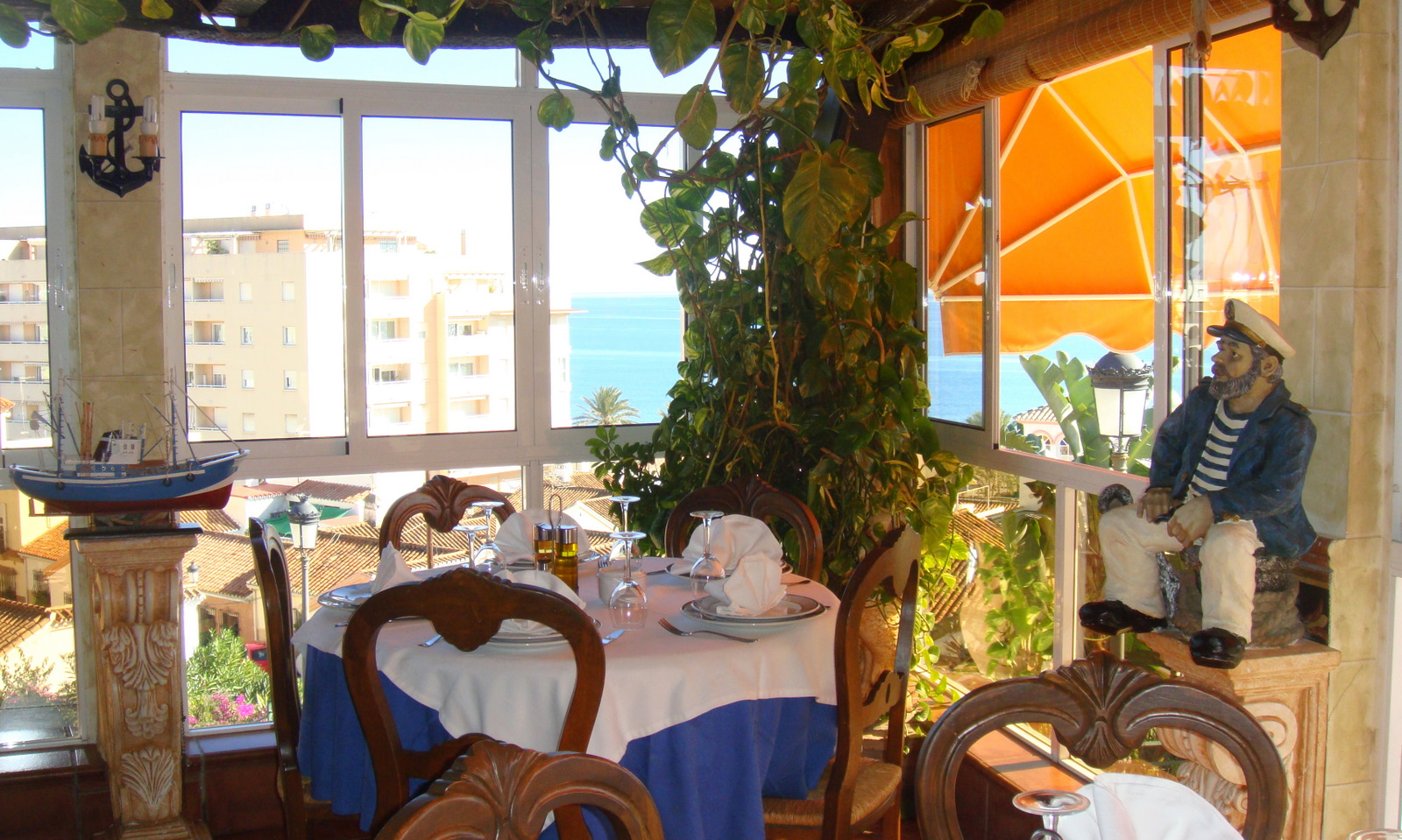 Estepona Where to eat