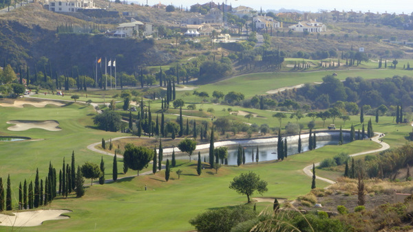 Los Flamingos Golf Estepona