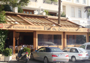 Vila do Grove Restaurant
